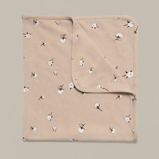 organic zoo「Cottonfield Reversible Blanket」