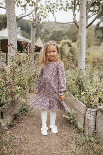 <img class='new_mark_img1' src='https://img.shop-pro.jp/img/new/icons14.gif' style='border:none;display:inline;margin:0px;padding:0px;width:auto;' />Jamie Kay「Ellen Dress - Lily of the valley」Lily of the Valley Collection
