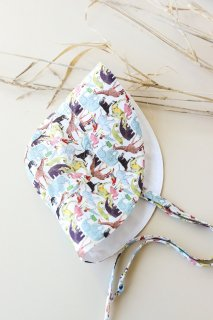 <img class='new_mark_img1' src='https://img.shop-pro.jp/img/new/icons14.gif' style='border:none;display:inline;margin:0px;padding:0px;width:auto;' />Briar Baby「Animalia Sunbonnet」