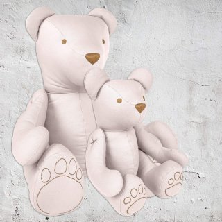 <img class='new_mark_img1' src='https://img.shop-pro.jp/img/new/icons14.gif' style='border:none;display:inline;margin:0px;padding:0px;width:auto;' />Numero74「Ted Bear Cushion Small (Powder)」