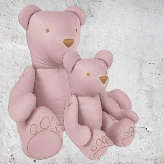 <img class='new_mark_img1' src='https://img.shop-pro.jp/img/new/icons14.gif' style='border:none;display:inline;margin:0px;padding:0px;width:auto;' />Numero74「Ted Bear Cushion Small (Dusty Pink)」