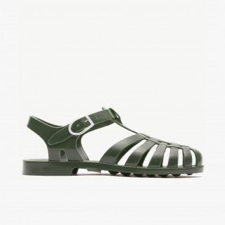 <img class='new_mark_img1' src='https://img.shop-pro.jp/img/new/icons14.gif' style='border:none;display:inline;margin:0px;padding:0px;width:auto;' />Méduse「Childrens Sandals SUN (Khaki)」