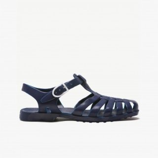 <img class='new_mark_img1' src='https://img.shop-pro.jp/img/new/icons14.gif' style='border:none;display:inline;margin:0px;padding:0px;width:auto;' />Méduse「Childrens Sandals SUN (Marine)」