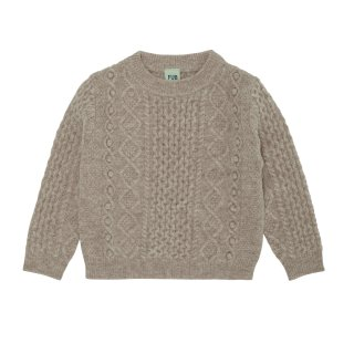 <img class='new_mark_img1' src='https://img.shop-pro.jp/img/new/icons14.gif' style='border:none;display:inline;margin:0px;padding:0px;width:auto;' />FUB「Lambswool Sweater (Oatmeal)」2021-AW