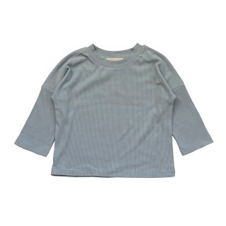 <img class='new_mark_img1' src='https://img.shop-pro.jp/img/new/icons14.gif' style='border:none;display:inline;margin:0px;padding:0px;width:auto;' />HUNTER+ROSE「Ash Blue Jesse Tee」2021-AW