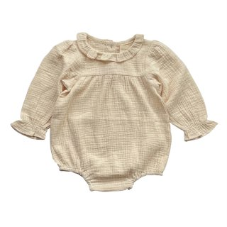 <img class='new_mark_img1' src='https://img.shop-pro.jp/img/new/icons14.gif' style='border:none;display:inline;margin:0px;padding:0px;width:auto;' />HUNTER+ROSE「Milk Aria Romper」2021-AW
