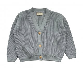 <img class='new_mark_img1' src='https://img.shop-pro.jp/img/new/icons14.gif' style='border:none;display:inline;margin:0px;padding:0px;width:auto;' />HUNTER+ROSE「Ash Blue Avery Cardigan」2021-AW