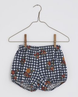 <img class='new_mark_img1' src='https://img.shop-pro.jp/img/new/icons14.gif' style='border:none;display:inline;margin:0px;padding:0px;width:auto;' />Little Cotton Clothes「Poppy Bloomers - rose check floral」2021-AW