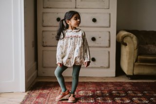 <img class='new_mark_img1' src='https://img.shop-pro.jp/img/new/icons14.gif' style='border:none;display:inline;margin:0px;padding:0px;width:auto;' />Little Cotton Clothes「Emile Romper - mallow floral」2021-AW