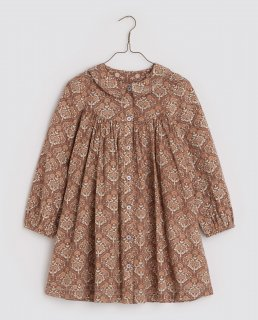 <img class='new_mark_img1' src='https://img.shop-pro.jp/img/new/icons14.gif' style='border:none;display:inline;margin:0px;padding:0px;width:auto;' />Little Cotton Clothes「Elouise Dress - wallflower」2021-AW