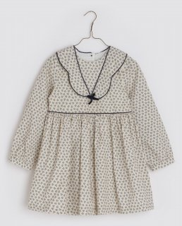 <img class='new_mark_img1' src='https://img.shop-pro.jp/img/new/icons14.gif' style='border:none;display:inline;margin:0px;padding:0px;width:auto;' />Little Cotton Clothes「Phoebe Dress - winter rose floral」2021-AW