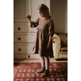 <img class='new_mark_img1' src='https://img.shop-pro.jp/img/new/icons14.gif' style='border:none;display:inline;margin:0px;padding:0px;width:auto;' />Little Cotton Clothes「Judith Dress - rose floral in oak」2021-AW
