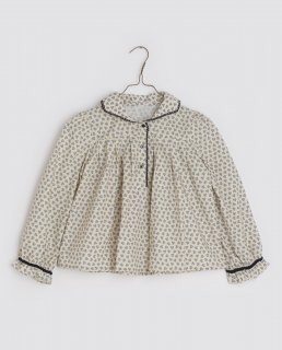 <img class='new_mark_img1' src='https://img.shop-pro.jp/img/new/icons14.gif' style='border:none;display:inline;margin:0px;padding:0px;width:auto;' />Little Cotton Clothes「Arwen Blouse - winter rose floral」2021-AW