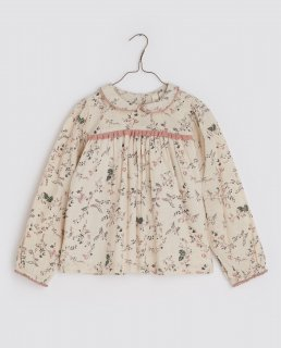 <img class='new_mark_img1' src='https://img.shop-pro.jp/img/new/icons14.gif' style='border:none;display:inline;margin:0px;padding:0px;width:auto;' />Little Cotton Clothes「Emma Blouse - mallow floral」2021-AW