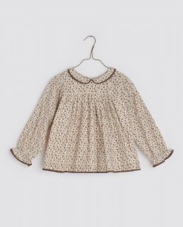 <img class='new_mark_img1' src='https://img.shop-pro.jp/img/new/icons14.gif' style='border:none;display:inline;margin:0px;padding:0px;width:auto;' />Little Cotton Clothes「Emma Blouse - woodland floral」2021-AW