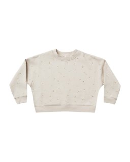 <img class='new_mark_img1' src='https://img.shop-pro.jp/img/new/icons14.gif' style='border:none;display:inline;margin:0px;padding:0px;width:auto;' />Rylee and Cru「boxy fleece pullover night sky」2021-AW Drop1
