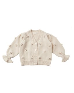 <img class='new_mark_img1' src='https://img.shop-pro.jp/img/new/icons14.gif' style='border:none;display:inline;margin:0px;padding:0px;width:auto;' />Rylee and Cru「flounce cardigan stone」2021-AW Drop1