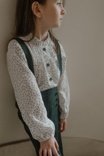 <img class='new_mark_img1' src='https://img.shop-pro.jp/img/new/icons14.gif' style='border:none;display:inline;margin:0px;padding:0px;width:auto;' />minimom「Loulou Blouse (Navy)」2021-AW