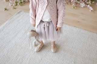 <img class='new_mark_img1' src='https://img.shop-pro.jp/img/new/icons14.gif' style='border:none;display:inline;margin:0px;padding:0px;width:auto;' />Jamie Kay「Soft Tulle Skirt - Almost Mauve」Camille Collection