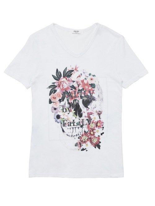 2016 Summer V Neck T-Shirts 1