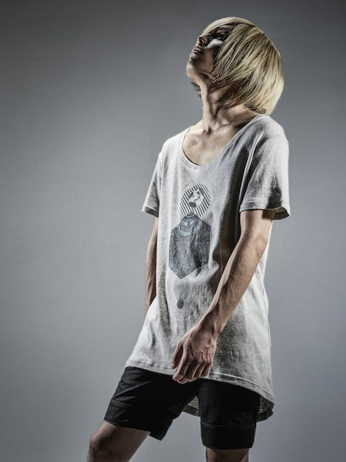 2016 Summer U Neck T-Shirts 1