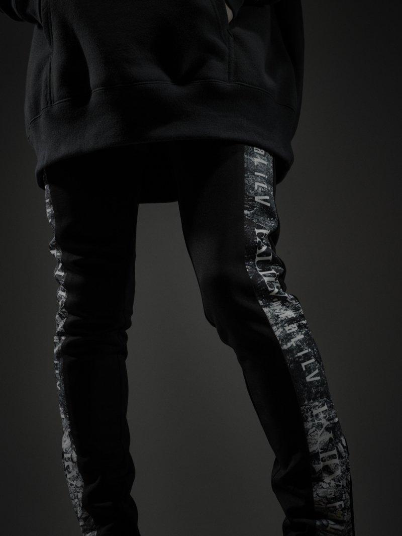 2017 WINTER TRACK PANTS