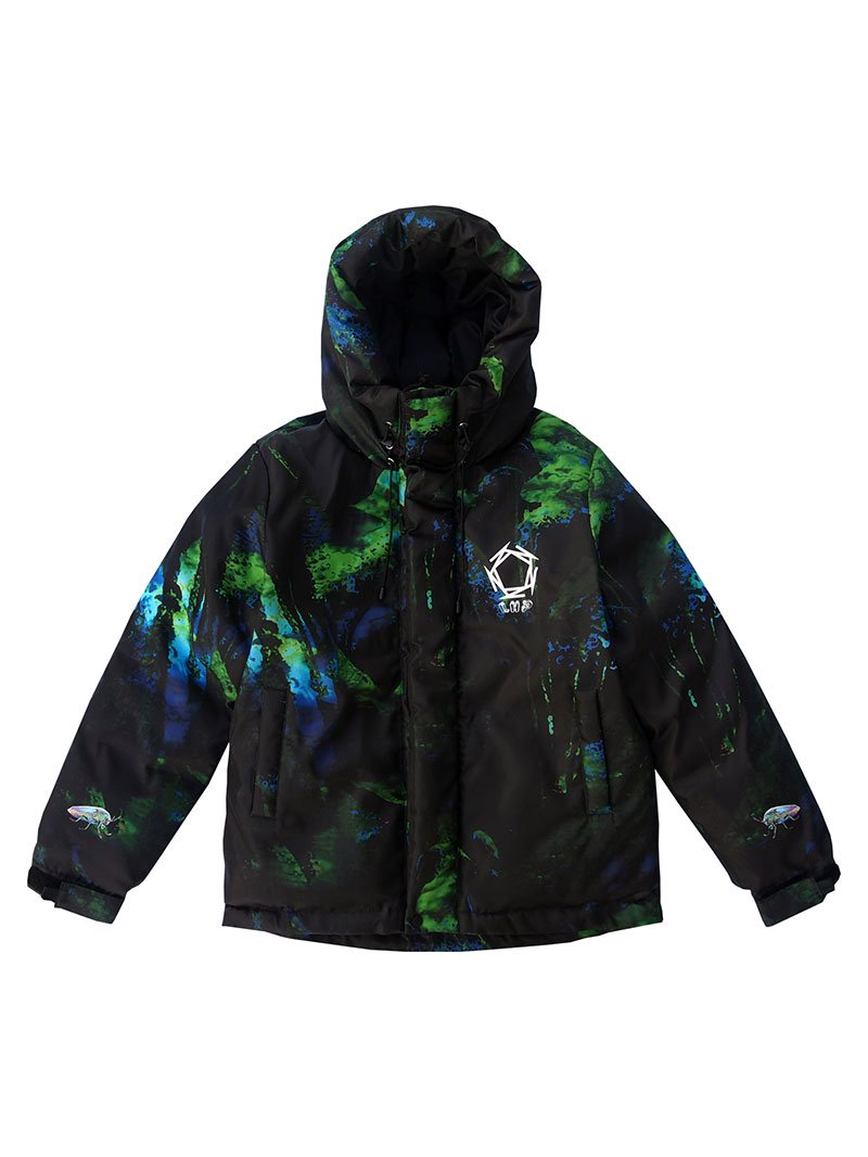 2020 WINTER ×L.H.P PAD JACKET (CELL)