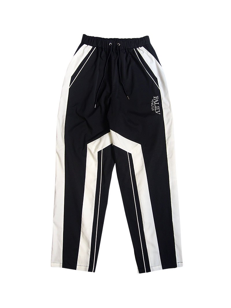 2021 SPRING TAPERED LINE PANTS (BLKWHT)