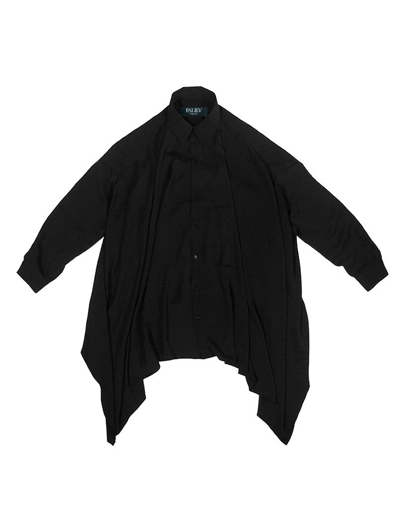 2021 SPRING CACHE-COEUR SHIRTS (BLACK)