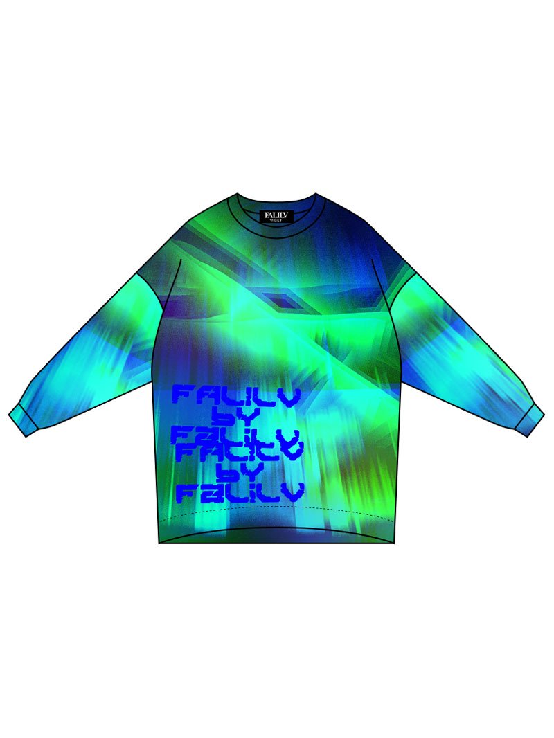 2021 SPRING FULL GRAPHIC L/S TEE (LIMITED COLOR)
