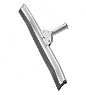 エトレ  フロアースクイジーアルミ製曲線タイプ・60cm
