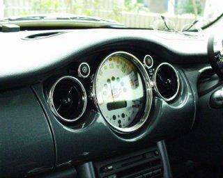 R50系 クロームハザードスイッチリングセット