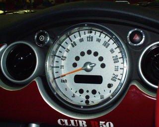 R50系 アルミメーターリング11ピースセット