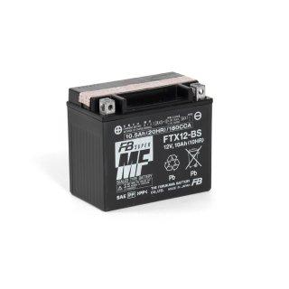 古河電池 FTX12-BS