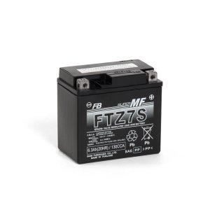 古河電池 FTZ7S