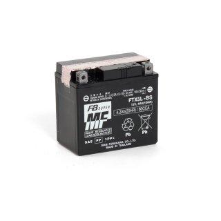 古河電池 FTX5L-BS