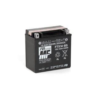 古河電池 FTX14-BS