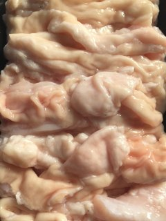 豚モツ(直腸)北海道産 200g