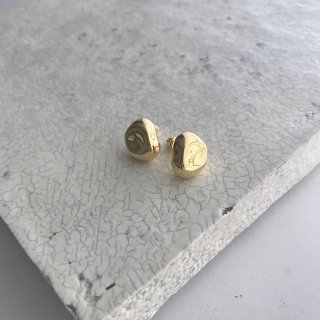 mini manon pierce/ earring † gold