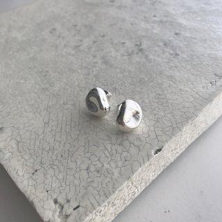 mini manon pierce/ earring † silver