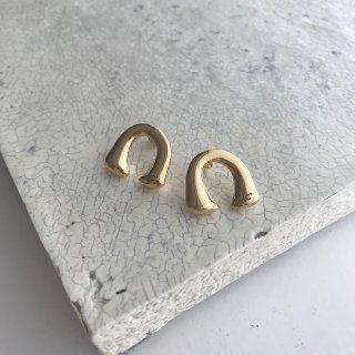 bonheur pierce / earring † gold
