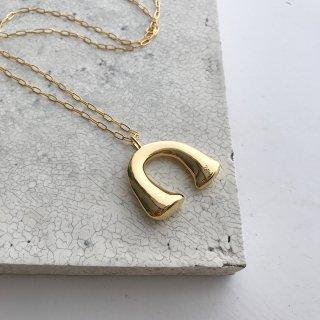 bonheur necklace † gold●【5/4火21:00予約開始.6月上旬お届予定】
