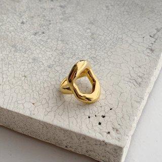 circle ring † gold