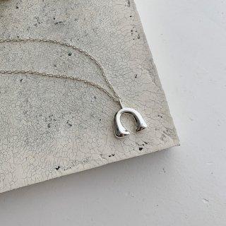 mini bonheur necklace † silver