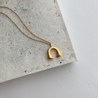 mini bonheur necklace † gold