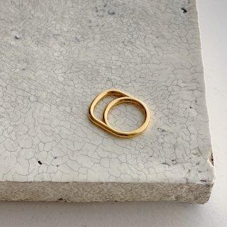 loop ring 1  † gold