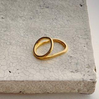 loop ring 2  † gold