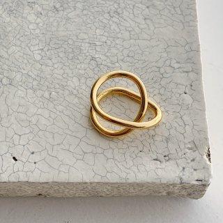 loop ring 3  † gold