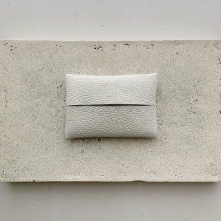 tissue case  † blanc