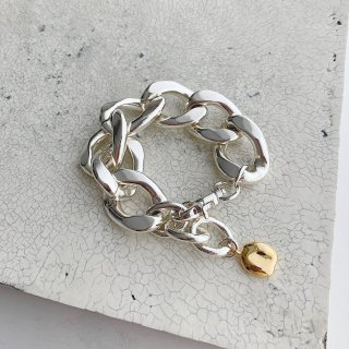 <img class='new_mark_img1' src='https://img.shop-pro.jp/img/new/icons8.gif' style='border:none;display:inline;margin:0px;padding:0px;width:auto;' />luxe chain brace † silver(欠品中)